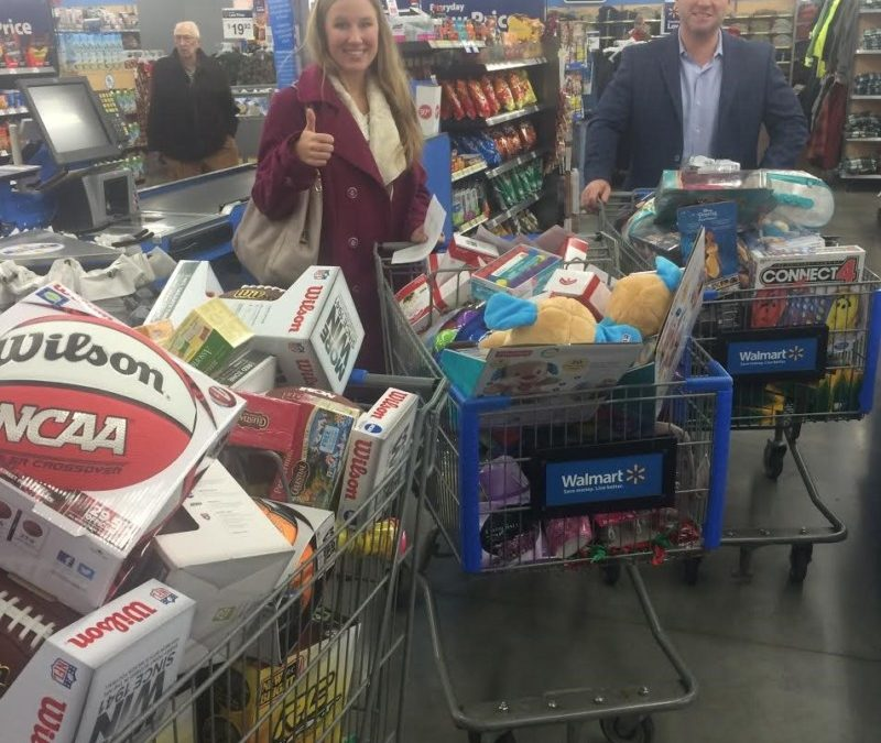 AtlasAdvancement, Inc. gives back to the Loudoun Abused Women's Shelter